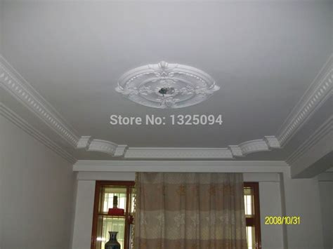 Building Ceiling by China Factory High Quality Gypsum Cornice High Quality Building Material Ceiling Wall Decoration