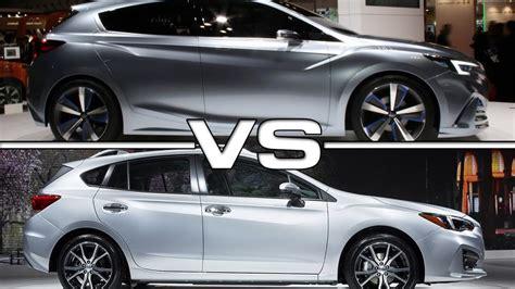 2016 subaru impreza hatchback grey 2017 subaru impreza hatchback vs subaru impreza hatchback