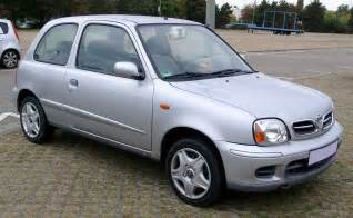 1998 Nissan Micra 1998 Nissan Micra K11 Pictures Information And Specs