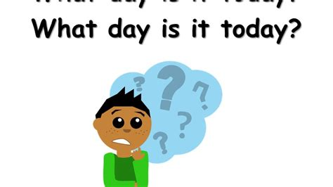 which day today what day is it today