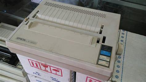 Printer Epson Lx 800 Baru Jual Epson Lx 800 T2comp