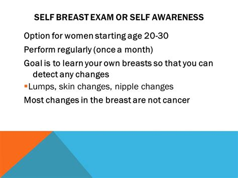 early detection and treatment of breast cancer ppt