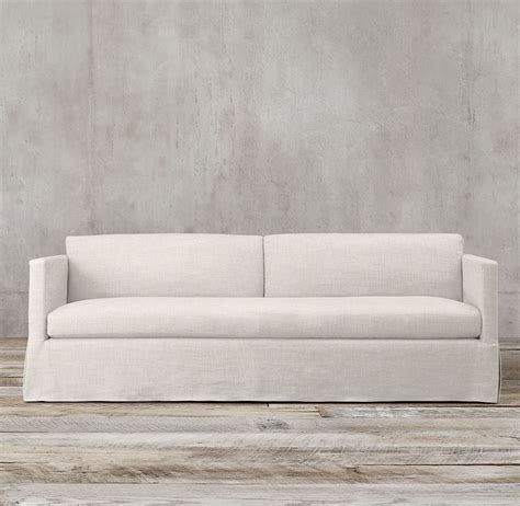 restoration hardware belgian slope arm sofa review restoration hardware belgian linen sofa belgian track arm