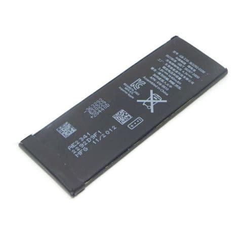 Baterai Iphone 4 baterai original iphone 4 4s tanpa konektor 1430mah black jakartanotebook