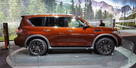 Nissan Armada 2020 Price by 2020 Nissan Armada Platinum Change And Release Date