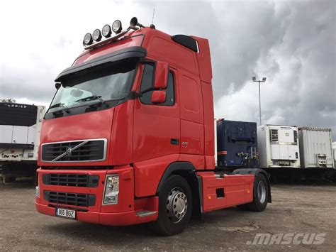 volvo xl used volvo fh13 440 globetrotter xl euro5 tractor units