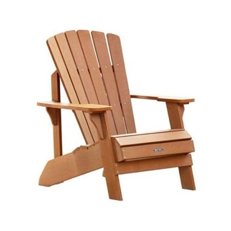Lifetime Adirondack Chairs by Lifetime Adirondack Chair 60064 Simulated Wood Patio