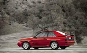 Audi 84 Quattro Fab Wheels Digest F W D Audi Sport Quattro 1983 84