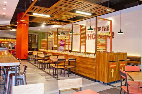 burger king passe le cap des  restaurants