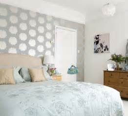 wallpaper for bedrooms focusing on one wall in bedroom swedish idea of using