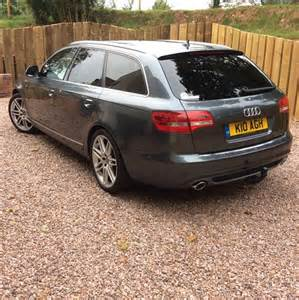 Audi A6 For Sale 2010 Used 2010 Audi A6 Avant Tdi Le Mans For Sale In