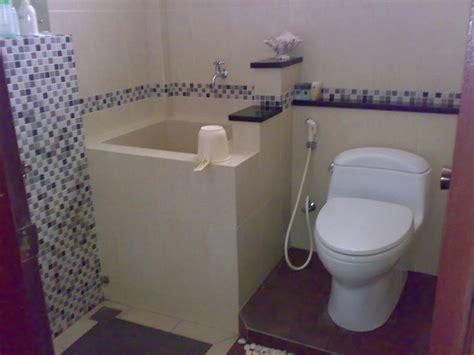 desain kamar mandi minimalis tanpa bak tips memiliki kamar mandi yang sehat irenovasi com