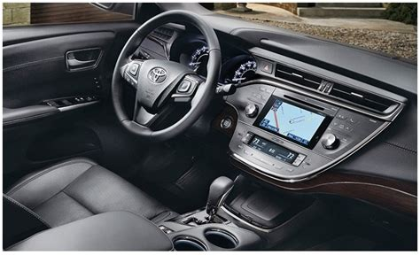 Toyota Avalon Interior Dimensions 2017 Toyota Avalon Reviews 2017 2018 Best Cars Reviews
