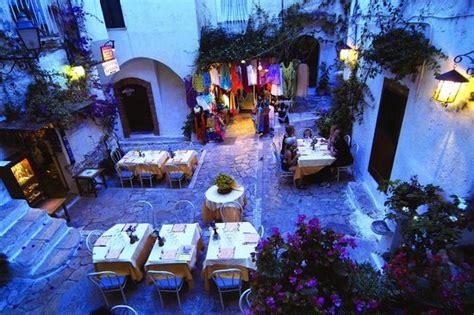 ristorante cucino io sperlonga la piazzetta vista dall alto foto di la siesta