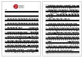 despacito drum drum score page 14 of 27 drumistry