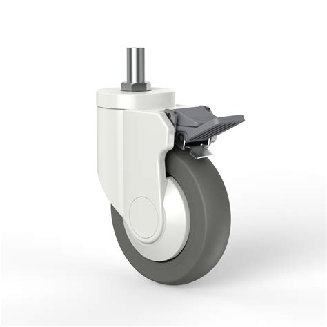 bed casters 125mm home care bed caster tks caster