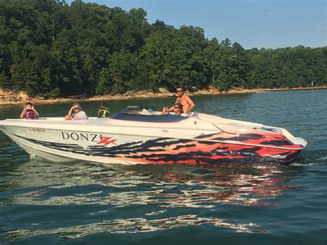 donzi outboard boats for sale donzi zxo open bow 2001 for sale for 28 000 boats from