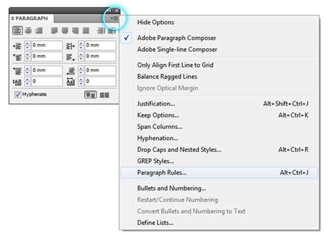 indesign tutorial menu quick tip create a highlighted text effect with adobe