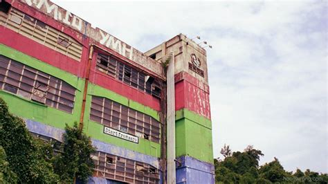 hong kongs abandoned haunted tv studios  ho chung