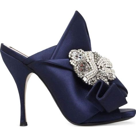 Monkey Luxury Heels by Best 25 Blue Satin Shoes Ideas On Blue High