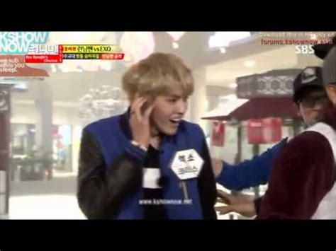 exo on running man exo cut running man ep 171 eng sub 2 2 youtube