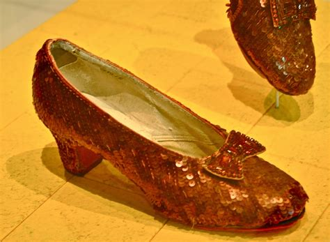 dorothy s slippers smithsonian file smithsonian national museum of american history