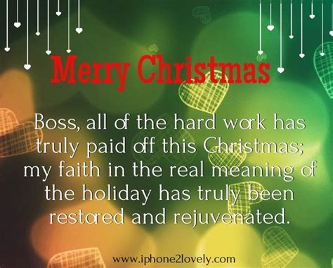 holiday wishes   boss merry christmas message merry christmas merry christmas quotes