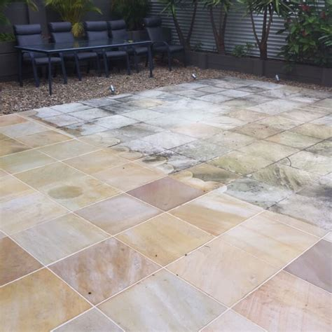 Patio Tile Cleaner by How To Protect Your Outdoor Tiles Gold Coast Tile Cleaning
