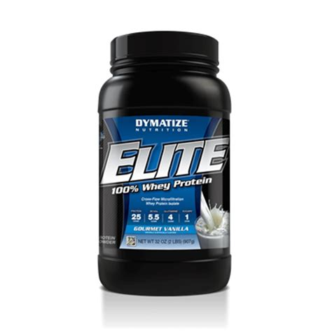 Whey Protein Elite Elite 100 Whey Protein Dymatize Loja Do Suplemento