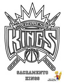 nba logo coloring pages coloring home