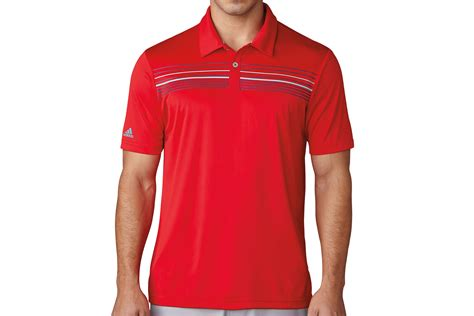 Polo Shirt Adidas Variant Color adidas golf climacool chest print polo shirt golf