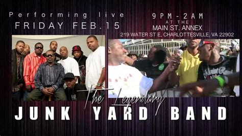 Backyard Gogo Band Songs by Boogie Fromtheville Presents Quot Junk Yard Band Go Go Crank