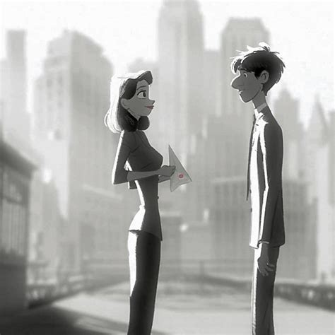 short film oscar animated video of the week paperman a true love story