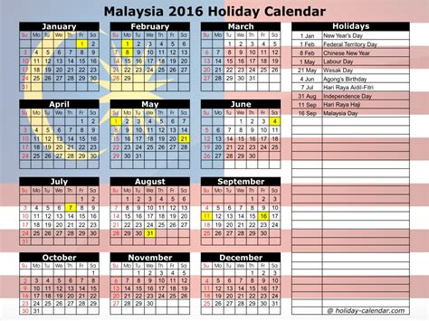 2016 monthly planner printable malaysia calendar 2017 malaysia 2017 calendar printables