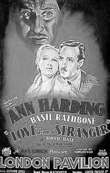 Love from a Stranger (1937) - Watch & Download Free