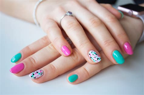 Nail Nails by 8 Bio Gel Nails Designs 2017