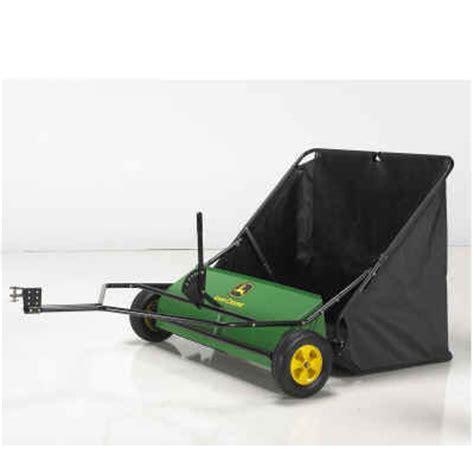 john deere tow behind lawn sweeper lpsts42jd