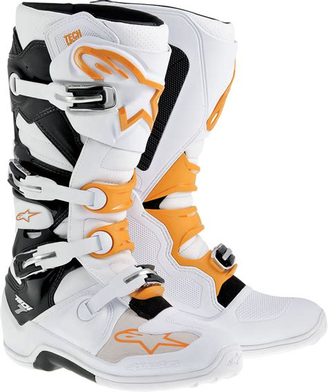 motocross boots size 7 alpinestars tech 7 offroad motocross boots all sizes all