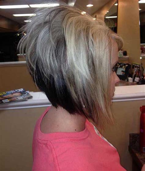 stacked in back brown curly hair pics 30 best short graduated bob bob hairstyles 2017 short