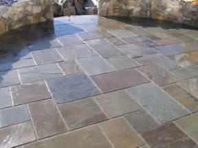Design For Outdoor Slate Tile Ideas Slate Patio Pictures And Ideas