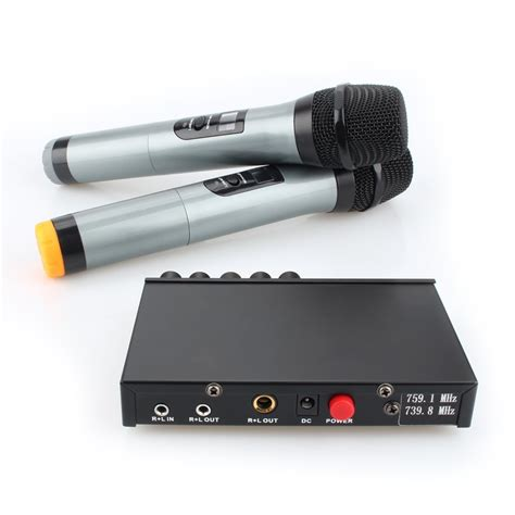 Mini Portable Microphone For Laptop Netbook Diskon 1 archeer vhf bluetooth microphone system