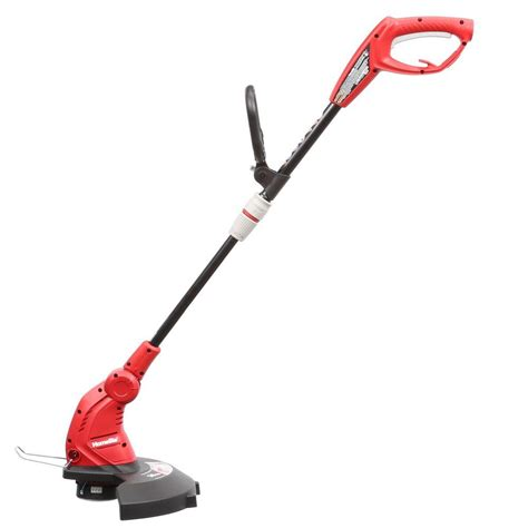 homelite 5 shaft electric string trimmer
