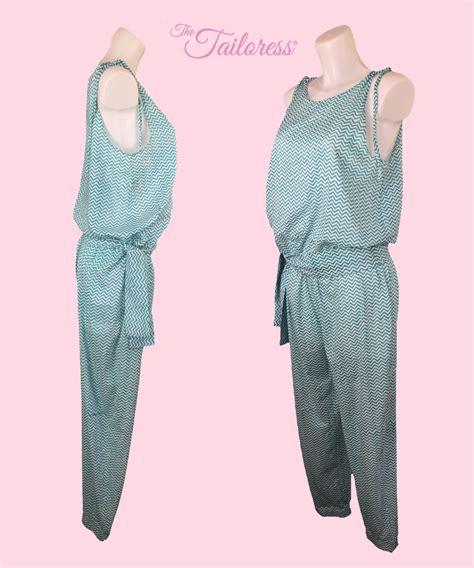 pattern jumpsuits jumpsuit pattern the tailoress