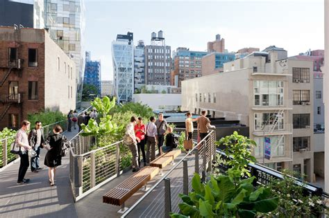 Nys Section 2 by Section 2 Of The High Line Now Open In New York