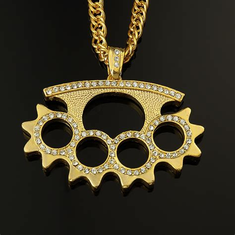 fashion pendant necklace swag hip hop pendants and