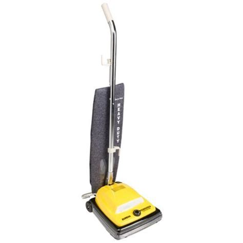 commercial model vacuum 8 eureka heavy duty cloth bag upright commercial vacuum