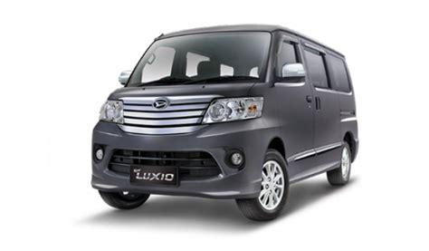 Promo Daihatsu Luxio 1 5 X promo daihatsu luxio terbaru dp 10 jutaan dijamin ok