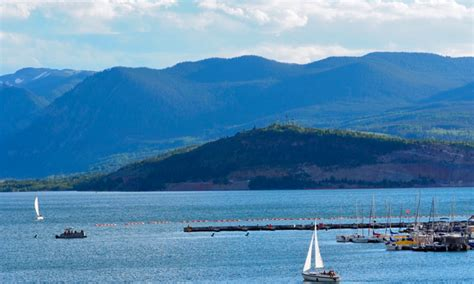 pontoon boats lake dillon the town of dillon s best family summer activities