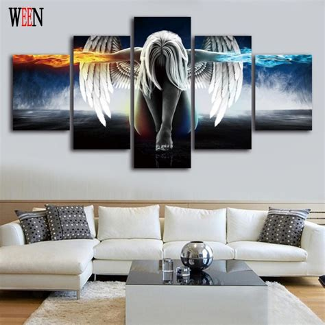 art for large living room wall
