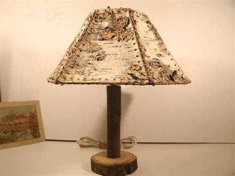 diy laser cut wooden bedside floor l shades youtube birch bark l vintage handmade wooden log tree bark